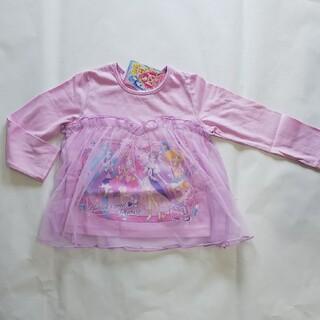 バンダイ(BANDAI)の長袖Tシャツ(チュールレース)ヒーリングっどプリキュア(Tシャツ/カットソー)