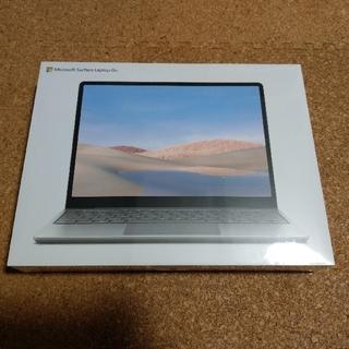 マイクロソフト(Microsoft)の未開封新品 Surface Laptop Go THH-00020 3台セット(ノートPC)