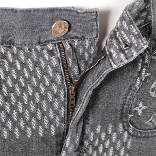 LOUIS VUITTON(ルイヴィトン)のヴィトン×NIGO  コットン 29 グレー メンズ デニムパンツ メンズのトップス(ジャージ)の商品写真