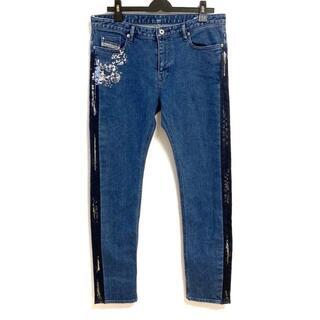 ディーゼル(DIESEL)のディーゼル ジーンズ サイズ29 XL - ブルー(デニム/ジーンズ)