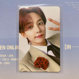SEVENTEE ジョンハン incomplete DVD トレカ