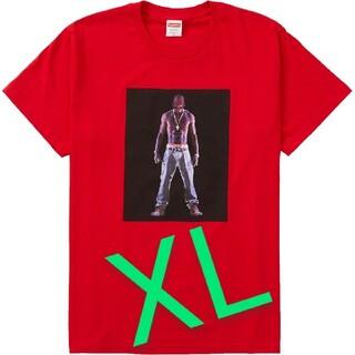 シュプリーム(Supreme)のSupreme Tupac Hologram Tee XL(Tシャツ/カットソー(半袖/袖なし))