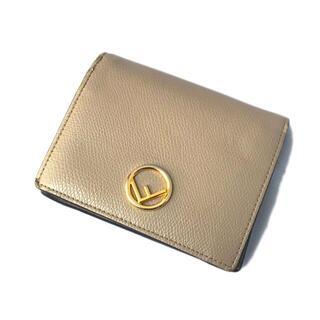 フェンディ(FENDI)のFENDI 二つ折り 財布 フェンディ エフイズフェンディ(財布)
