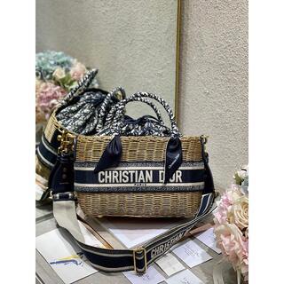 Christian Dior - ディオールかごバッグ