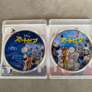 Disney - USED★ズートピア MovieNEX Blu-ray&DVD
