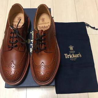 Trickers - トリッカーズ Tricker's バートン 5633-39 ブラウン 革靴