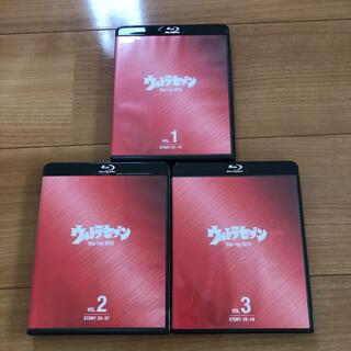バンダイ(BANDAI)のウルトラセブン Blu-ray BOX(特撮)