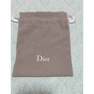Dior - ★ディオール/巾着/グレー