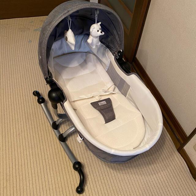 KATOJI(カトージ)のKATOJI バウンサーターン360° カトージ キッズ/ベビー/マタニティの寝具/家具(その他)の商品写真