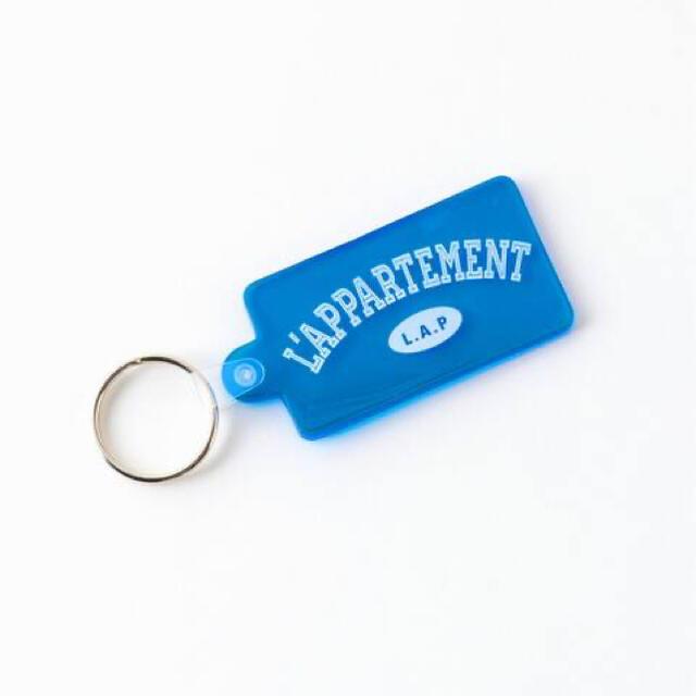 L'Appartement DEUXIEME CLASSE(アパルトモンドゥーズィエムクラス)のQuiky Key Tag 3P Set(ATHLETIC) レディースのファッション小物(キーホルダー)の商品写真