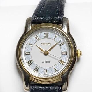 セイコー(SEIKO)のセイコー LUCENT 1F21-0J80 レディース(腕時計)