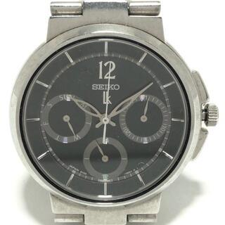 セイコー(SEIKO)のセイコー 腕時計 LUKIA(ルキア) 5Y89-0B70(腕時計)