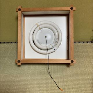 パナソニック(Panasonic)の和室 照明 National 松下電工(天井照明)