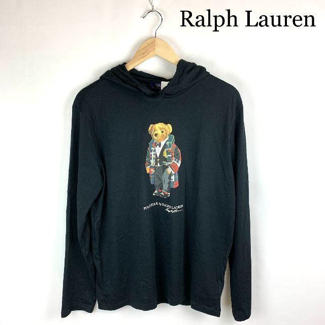 Ralph Lauren(ラルフローレン)の新品タグ付き Ralph Lauren ベア― パーカー メンズのトップス(パーカー)の商品写真