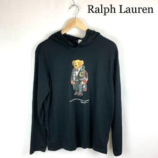 Ralph Lauren - 新品タグ付き Ralph Lauren ベア― パーカー