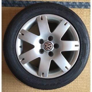 フォルクスワーゲン(Volkswagen)のフォルクスワーゲン タイヤホイールセット(タイヤ・ホイールセット)