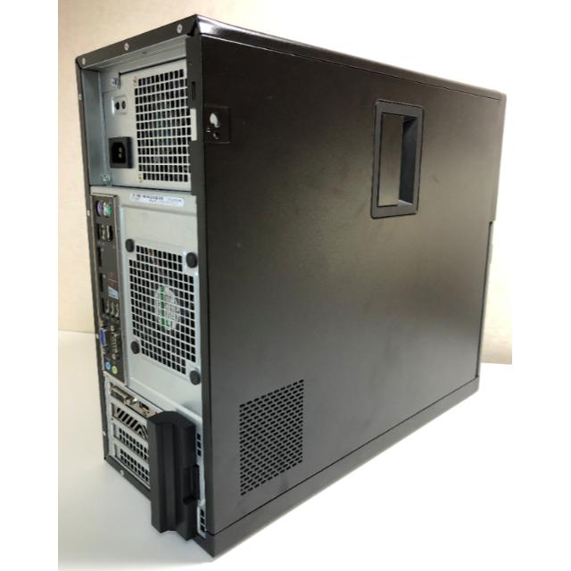 DELL(デル)のゲーミングPC【GTX1050Ti☆メモリ16GB☆新SSD240GB+1TB】 スマホ/家電/カメラのPC/タブレット(デスクトップ型PC)の商品写真