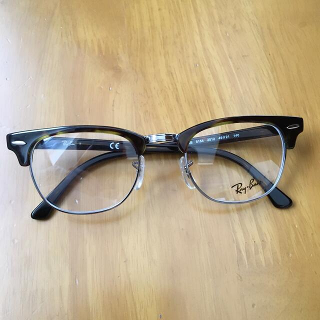 Ray-Ban(レイバン)のレイバン RB5154 2012 49 21 未使用品 メンズのファッション小物(サングラス/メガネ)の商品写真