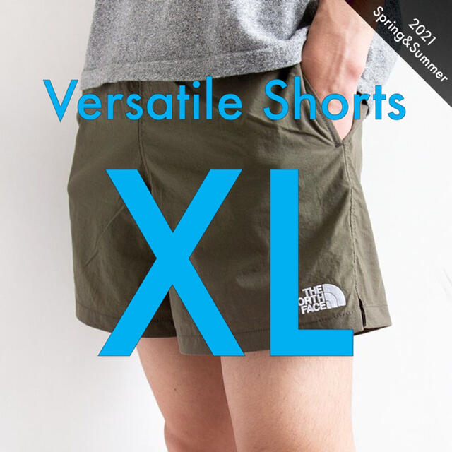 THE NORTH FACE(ザノースフェイス)のXL / ザノースフェイス / バーサタイルショーツ(メンズ) メンズのパンツ(ショートパンツ)の商品写真