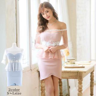 dazzy store - キャバドレス ♡ 明日花キララ着 ♡ ピンク