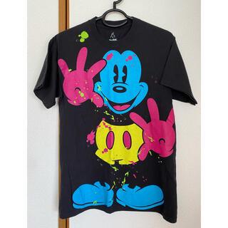 Disney - ディズニーワールド Tシャツ ミッキー USA フロリダ Hanes