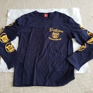 ステュディオダルチザン(STUDIO D'ARTISAN)のスタジオダルチザン ロングTシャツ サイズL(Tシャツ/カットソー(七分/長袖))