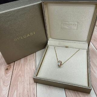 BVLGARI - BVLGARI ダイヤモンド ネックレス