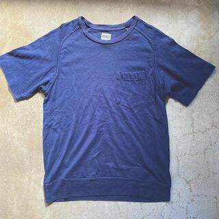 ニードルス(Needles)の【needles】ラグラン Tシャツ 半袖スウェット リブ ニードルス(Tシャツ/カットソー(半袖/袖なし))