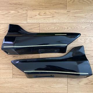 スバル - 【中古】レヴォーグ VM4 VMG エアロスプラッシュ リア左右 ブラック