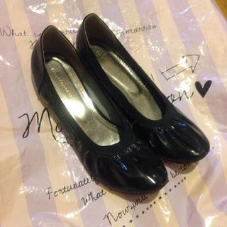 イーハイフンワールドギャラリー(E hyphen world gallery)のぺたんこ靴♡(ハイヒール/パンプス)