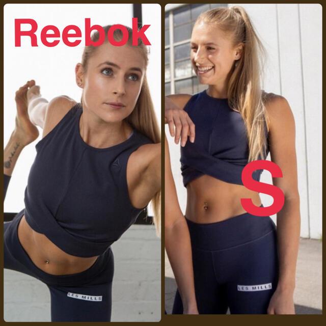 Reebok(リーボック)のリーボック レスミルズレズミルズ タイツ スパッツLES MILLS リーボック レディースのレッグウェア(レギンス/スパッツ)の商品写真
