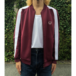 FRED PERRY - 【FRED PERRY】ジャージ 希少カラー 日本製 ATP