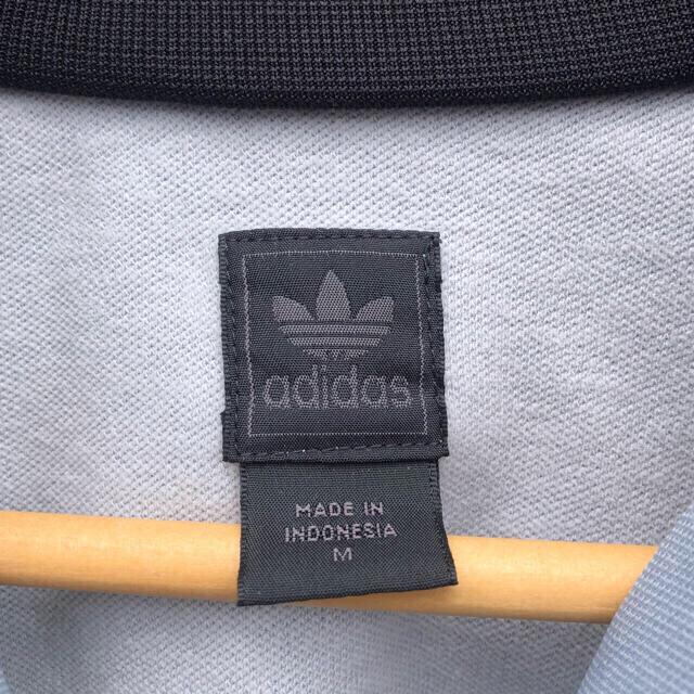 adidas(アディダス)の【adidas 80s】ジャージ レアモデル グレー トレフォイル インドネシア メンズのトップス(ジャージ)の商品写真