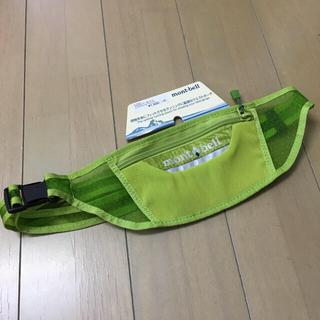 mont bell - モンベル  クロスランナーポーチ S【新品】