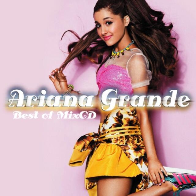 Ariana Grande アリアナグランデ 豪華24曲 Best MixCD エンタメ/ホビーのCD(ポップス/ロック(洋楽))の商品写真