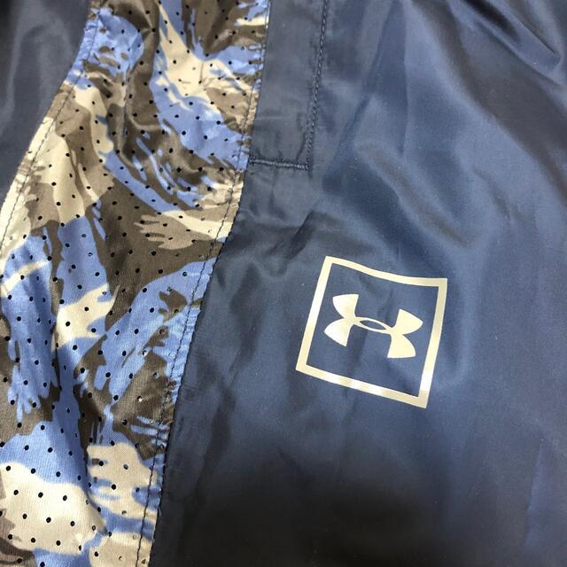 UNDER ARMOUR(アンダーアーマー)の新品 アンダーアーマー XXL ロングパンツ シャカシャカパンツ メッシュ 迷彩 スポーツ/アウトドアの野球(ウェア)の商品写真