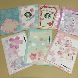 スターバックスコーヒー(Starbucks Coffee)のStarbucks☆スタバ ビバレッジカード 桜 サクラ SAKURA(印刷物)
