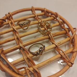 ザラ(ZARA)のリング セット(リング(指輪))