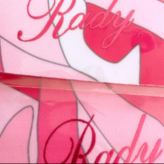 Rady(レディー)のrady ノベルティー エンタメ/ホビーのコレクション(ノベルティグッズ)の商品写真