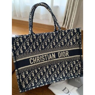 Christian Dior - DIOR ディオール ブックトート スモール バッグ