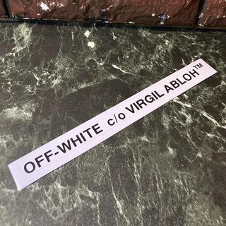 NIKE - OFF WHITE Sticker ⬜︎ #off13