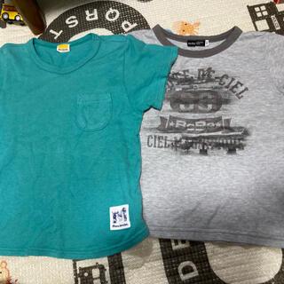 ムージョンジョン(mou jon jon)のムージョンジョン べべ Tシャツ セット 110(Tシャツ/カットソー)
