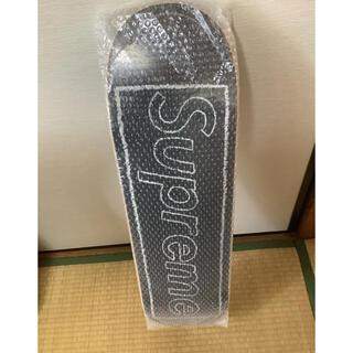 シュプリーム(Supreme)のSupreme KAWS Chalk Logo Skateboard Black(スケートボード)