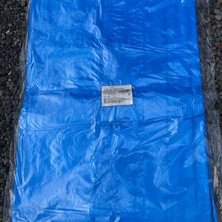 ブルーシート 5.4m×3.6m  #3000 厚手(その他)