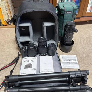 Canon KissX9 お買い得セット
