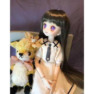 ボークス(VOLKS)のDDH22 SW カスタムヘッド MDD オリジナルアイ付き ドール(人形)