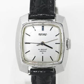 セイコー(SEIKO)のセイコー HI-BEAT 36000 ハイビート 手巻き 腕時計 レディース (腕時計)