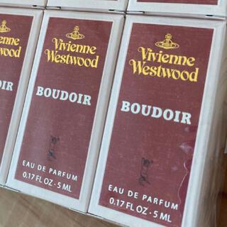 ヴィヴィアンウエストウッド(Vivienne Westwood)の新品 ヴィヴィアン ウエストウッド ブドワール 2点 5ml(香水(女性用))