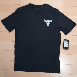 UNDER ARMOUR - アンダーアーマー プロジェクトロック Tシャツ【サイズL】