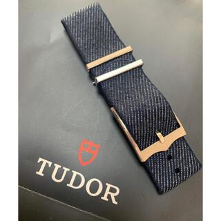 Tudor - 【未使用送料込】チュードル tudor ファブリックストラップ NATOベルト